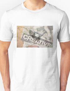 Creative Capture  Unisex T-Shirt