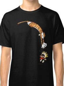 calvin and hobbes hungry Classic T-Shirt