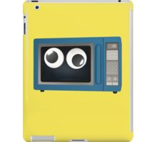 Googly-Eyed Microwave iPad Case/Skin