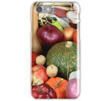Vegetables and Fruits. iPhone Case/Skin