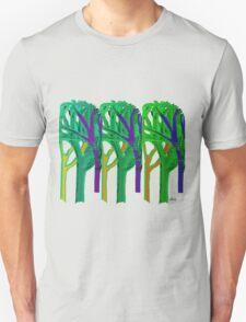 Tree Hugging 3-D Unisex T-Shirt
