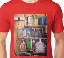 It's a man's world Unisex T-Shirt
