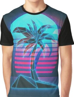 Palm Beach CRT Graphic T-Shirt
