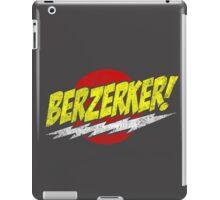 Berserker! Clerks Movie Quote iPad Case/Skin