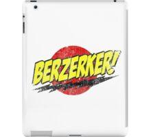 Berzerker! Clerks Movie Quote iPad Case/Skin