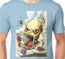 Attack on Lemongrab! Unisex T-Shirt