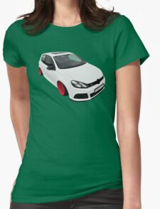 GTI R Womens Fitted T-Shirt