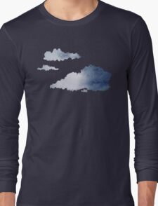 Weeping Clouds Long Sleeve T-Shirt