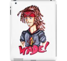 Wade- GTA V iPad Case/Skin