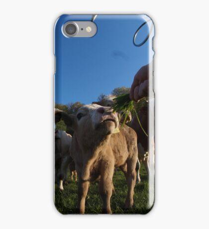 calf in 2 iPhone Case/Skin