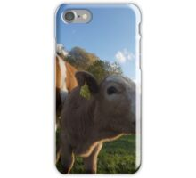 calf in s iPhone Case/Skin