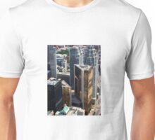 Financial heart of Toronto Bay street Unisex T-Shirt
