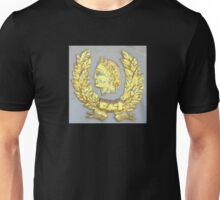roman gold coat of arms Unisex T-Shirt