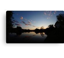 lake in s Canvas Print