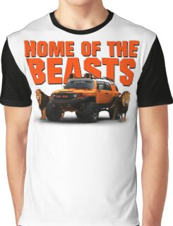 HOME OF THE BEASTS Graphic T-Shirt