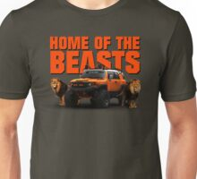 HOME OF THE BEASTS Unisex T-Shirt