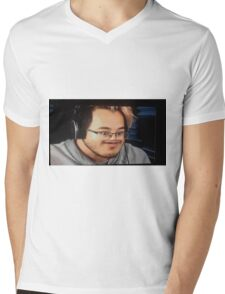 MarkiWHAT?! Mens V-Neck T-Shirt