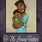"""""""First Father's Day with Son"""" Card by treasured-gift"""