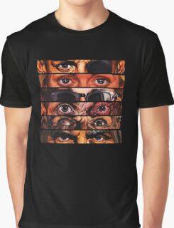 Preacher - Eyes - Clean Graphic T-Shirt