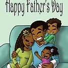"""""""To Dad From Us"""" Card by treasured-gift"""