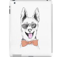 Cool Dog Design iPad Case/Skin