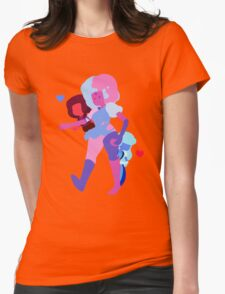 Made of Love Womens Fitted T-Shirt