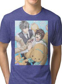 mister bear Tri-blend T-Shirt