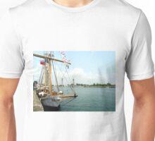 On pier Unisex T-Shirt