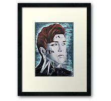 Cyborg Ken Framed Print