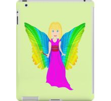 Fairy Godmother T-shirt, etc design iPad Case/Skin