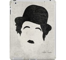 Mr. Chaplin PT.2 iPad Case/Skin