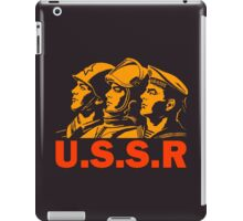 ARMED FORCES iPad Case/Skin