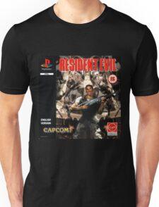 Resident Evil Original Destressed Unisex T-Shirt