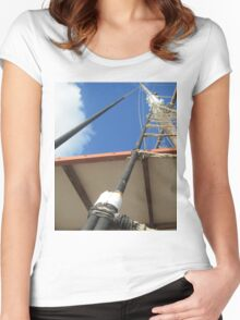 Sky Rigging Women's Fitted Scoop T-Shirt