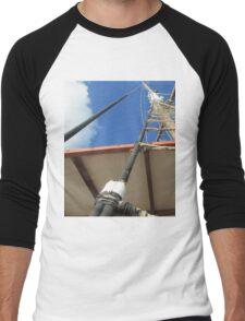 Sky Rigging Men's Baseball ¾ T-Shirt