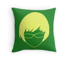 Chie Icon Throw Pillow