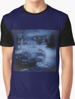 Winter Forest Graphic T-Shirt