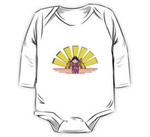 Chinese Fairy Doll in Sunshine T-shirt, etc. design One Piece - Long Sleeve