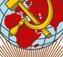 State Emblem of the Soviet Union Sticker
