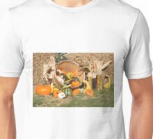 Thanksgiving Day spirit of the fall 02. Unisex T-Shirt