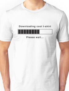 Downloading Cool T-Shirt Unisex T-Shirt