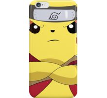 pikacu iPhone Case/Skin