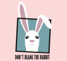 DON'T BLAME THE RABBIT One Piece - Long Sleeve