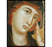 The Crevole Madonna Photographic Print