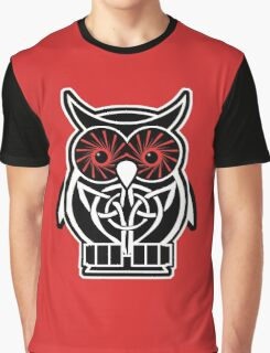 Red Owl Graphic T-Shirt