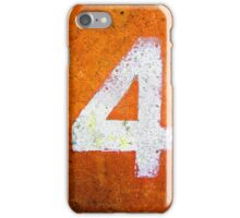 Up In Fl4mes iPhone Case/Skin