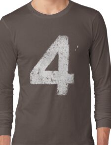 Up In Fl4mes Long Sleeve T-Shirt