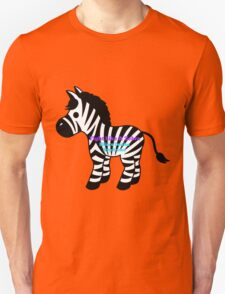 Fight Like A Zebra - Ehlers Danlos Syndrome Awareness T-Shirt