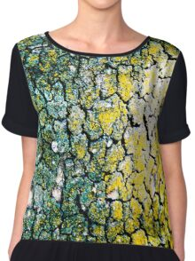 Spotted Women's Chiffon Top