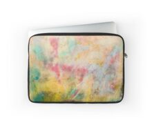 Vibrant ink design abstract large size wall art and for decorative clothing prints and on duvets scarfs travel mugs phone cases and more Laptop Sleeve
